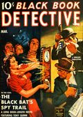 Black Book Detective Magazine (1933-1953 Newsstand/Hoffman/Ranger/Better) Pulp Vol. 10 #3