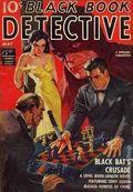 Black Book Detective Magazine (1933-1953 Newsstand/Hoffman/Ranger/Better) Pulp Vol. 11 #1
