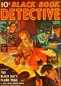 Black Book Detective Magazine (1933-1953 Newsstand/Hoffman/Ranger/Better) Pulp Vol. 11 #2
