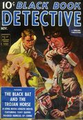 Black Book Detective Magazine (1933-1953 Newsstand/Hoffman/Ranger/Better) Pulp Vol. 12 #1