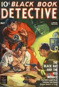 Black Book Detective Magazine (1933-1953 Newsstand/Hoffman/Ranger/Better) Pulp Vol. 13 #1