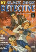 Black Book Detective Magazine (1933-1953 Newsstand/Hoffman/Ranger/Better) Pulp Vol. 13 #2