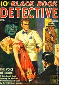 Black Book Detective Magazine (1933-1953 Newsstand/Hoffman/Ranger/Better) Pulp Vol. 14 #1