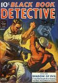 Black Book Detective Magazine (1933-1953 Newsstand/Hoffman/Ranger/Better) Pulp Vol. 15 #1