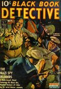 Black Book Detective Magazine (1933-1953 Newsstand/Hoffman/Ranger/Better) Pulp Vol. 16 #1