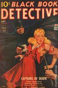 Black Book Detective Magazine (1933-1953 Newsstand/Hoffman/Ranger/Better) Pulp Vol. 17 #1