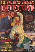 Black Book Detective Magazine (1933-1953 Newsstand/Hoffman/Ranger/Better) Pulp Vol. 17 #2