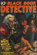 Black Book Detective Magazine (1933-1953 Newsstand/Hoffman/Ranger/Better) Pulp Vol. 18 #2