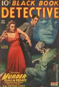Black Book Detective Magazine (1933-1953 Newsstand/Hoffman/Ranger/Better) Vol. 19 #1
