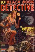 Black Book Detective Magazine (1933-1953 Newsstand/Hoffman/Ranger/Better) Pulp Vol. 19 #2