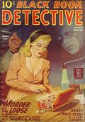 Black Book Detective Magazine (1933-1953 Newsstand/Hoffman/Ranger/Better) Pulp Vol. 20 #1