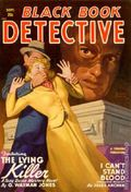 Black Book Detective Magazine (1933-1953 Newsstand/Hoffman/Ranger/Better) Pulp Vol. 25 #1
