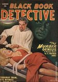 Black Book Detective Magazine (1933-1953 Newsstand/Hoffman/Ranger/Better) Pulp Vol. 28 #1