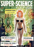 Super-Science Fiction (1956-1959 Headline Publications) Pulp Vol. 1 #3