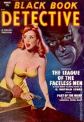 Black Book Detective Magazine (1933-1953 Newsstand/Hoffman/Ranger/Better) Pulp Vol. 28 #3