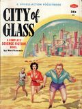 City of Glass PB (1955 Columbia) Double Action Pocketbook 1-1ST