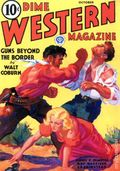 Dime Western Magazine (1932-1954 Popular Publications) Vol. 3 #3