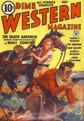 Dime Western Magazine (1932-1954 Popular Publications) Vol. 5 #4