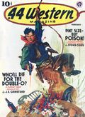 44 Western Magazine (1937-1954 Popular Publications) Pulp Vol. 6 #2