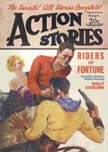 Action Stories (1921-1950 Fiction House) Pulp Vol. 8 #1