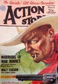 Action Stories (1921-1950 Fiction House) Pulp Vol. 9 #7