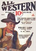 All Western Magazine (1931-1943 Dell Publishing) Pulp Vol. 1 #2