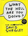 What the Hell Are You Doing? The Essential David Shrigley HC (2010 W.W. Norton) 1-1ST
