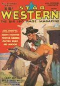 Star Western (1933-1954 Popular) Pulp Vol. 7 #4
