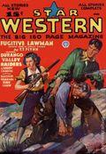 Star Western (1933-1954 Popular) Pulp Vol. 9 #1