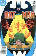 Batman (1940) Canadian Price Variant 354