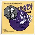 Krazy and Ignatz Daily Strips TPB (2003 Pacific Comics Club Edition) Limited Complete Edition 1-1ST