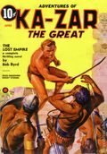 Adventures of Ka-Zar the Great SC (2007 Adventure House) A Complete Adventure Novel 1-1ST