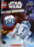 LEGO Star Wars Epic Space Adventures SC (2015 Scholastic) Comics Activities Minifigure 1-1ST