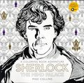 Sherlock The Mind Palace SC (2016 Harper Design) A Coloring Book Adventure 1-1ST