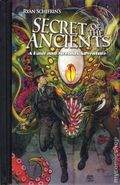 Secret of the Ancients HC (2016 Magnetic Press) A Basil and Moebius Adventure 3-1ST