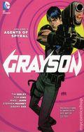 Grayson TPB (2016-2017 DC) 1-1ST