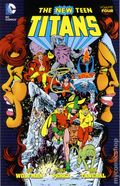 New Teen Titans TPB (2014-2020 DC) By Marv Wolfman and George Perez 4-1ST
