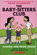 Baby-Sitters Club GN (2015- Scholastic) Full Color Edition 4-1ST