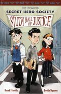 DC Comics Secret Hero Society: Study Hall of Justice HC (2016 Scholastic) 1-1ST