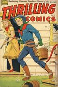 Thrilling Comics (1940-51 Better/Nedor/Standard) 73