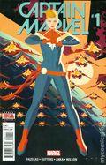 Captain Marvel (2016) 1A