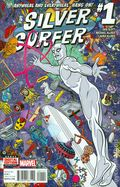 Silver Surfer (2016) 1A