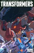 Transformers (2012 IDW) Robots In Disguise 49RI