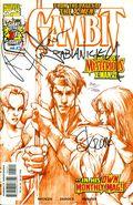 Gambit (1999 3rd Series) 1C.DF.SIGNED