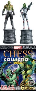 Marvel Chess Collection (2014- Eaglemoss) Figure and Magazine SPECIAL#4