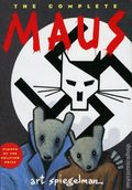 Complete Maus A Survivor's Tale TPB (2003 Penguin Books) UK Edition 1-1ST