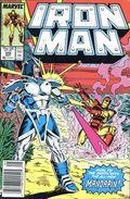 Iron Man (1968 1st Series) Mark Jewelers 242MJ