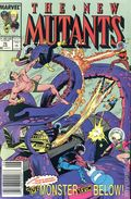 New Mutants (1983 1st Series) Mark Jewelers 76MJ