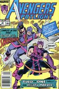 Avengers Spotlight (1989-1991 Marvel) Mark Jewelers 22MJ