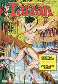 Tarzan (Swedish Series 1977) 1981, #6